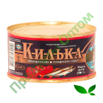 Килька в томатном соусе