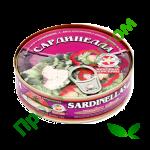 Сардинелла в соусе